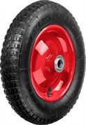 ЗУБР 360 мм, для тачек арт. 39950, 39952, колесо пневматическое КП-2 39955-2