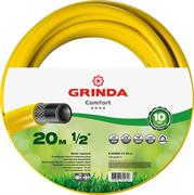 "GRINDA d 1/2"" х 20 м, 30 атм., 3-х слойный, армированный, шланг садовый COMFORT 8-429003-1/2-20_z02"