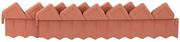 GRINDA 15х288 см, коричневый, ограждение для клумб 8-422303