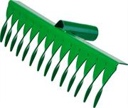 РОСТОК число зубцов 14, форма зубцов витые, сталь, грабли садовые 39600-14_z01