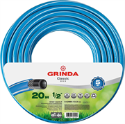 "{{photo.Alt || photo.Description || 'GRINDA d 1/2"" х 20 м, 25 атм., 3-х слойный, армированный, шланг садовый CLASSIC 8-429001-1/2-20_z02'}}"