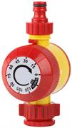 GRINDA 0-120 мин, механический таймер для управления подачей воды 8-427805