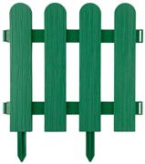 GRINDA 29х224 см, зеленый, забор декоративный ШТАКЕТНИК 422209-G