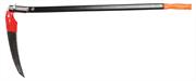 Лезвие 40 см, коса-секач Бобер с металлическим черенком 39815