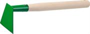 РОСТОК 100x95 мм, трапециевидная, деревянная ручка, мотыга 39661