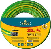 """Raco d 3/4"""" x 25 м, 20 атм., 3-x слойный, армированный, шланг поливочный CLASSIC 40306-3/4-25_z01"""