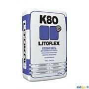 Плиточный клей Литокол К80
