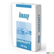 Шпаклевка (шпатлевка) Кнауф Унифлот (knauf uniflot) 25 кг