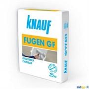 Шпатлевка гипсовая Кнауф Фуген ГВ 25 кг