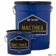Мастика битумная Грида МГХ-К 3 кг