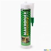 Герметик силиконовый Makroflex AX104 универсальный белый