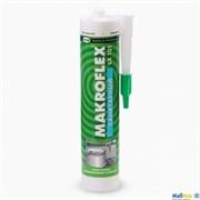 Герметик силиконовый Makroflex SX101 санитарный