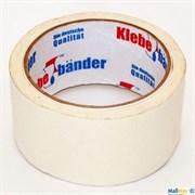 Лента клейкая Klebebander креппированная 50000х50 мм