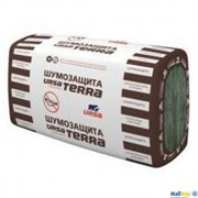 Теплоизоляция из стекловолокна URSA Terra 34 PN Шумозащита 610х1000х50 мм