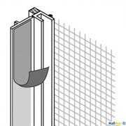Профиль ПВХ Baukom оконный примыкающий 9х2400 мм