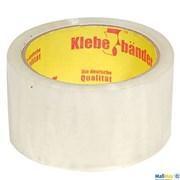Лента клейкая Klebebander прозрачная 40 мк 57000х50 мм