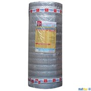 Теплоизоляция из вспененного полиэтилена Тепофол 03 А металлизированный