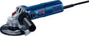 Углошлифовальная машина (болгарка) Bosch GWS 9-125, 0601396022