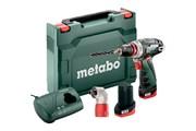 Аккумуляторная дрель-шуруповерт Metabo PowerMaxx BS Quick Basic, 600156950