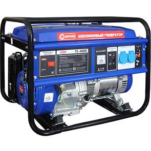 ДИОЛД ГБ-4400 генератор бензиновый
