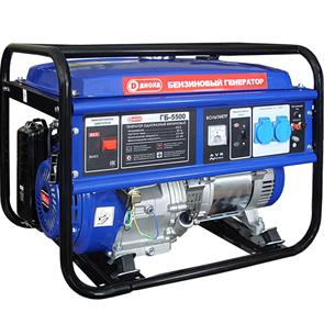 ДИОЛД ГБ-5500 генератор бензиновый