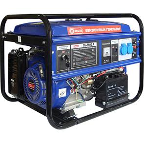 ДИОЛД ГБ-5500А генератор бензиновый