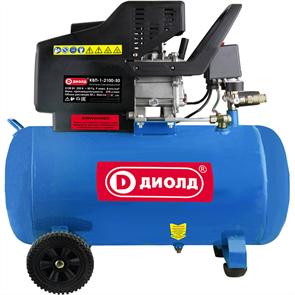 ДИОЛД КВП-1-2100-50 компрессор масляный