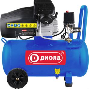 ДИОЛД КВП-2-2100-50 компрессор масляный