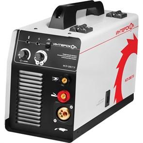 Интерскол ИСП-200/7,0 инверторный аппарат полуавтоматической сварки Mig-Mag и ручной электродуговой сварки ММА  264.1.0.00