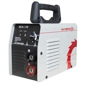 Интерскол ИСА-170 аппарат инверторный ручной электродуговой сварки ММА  432.1.0.01