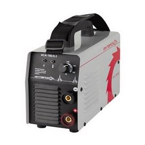 Интерскол ИСА-180/8,2 аппарат инверторный ручной электродуговой сварки ММА  414.1.0.00