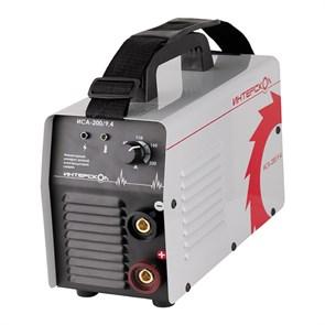 Интерскол ИСА-200/9,4 аппарат инверторный ручной электродуговой сварки ММА  415.1.0.00