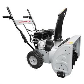Интерскол СМБ-650 снегоуборочная машина бензиновая (ручной старт)  527.01.0.00