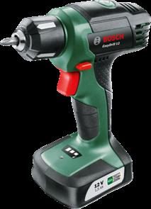 BOSCH EasyDrill 12, аккумуляторная дрель-шуруповерт 0.603.9B3.001