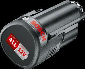 BOSCH PBA 12V LI (2.5 А*ч), аккумулятор 1600A00H3D