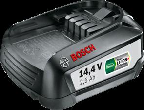 BOSCH PBA 14,4  2,5 А*ч W-B, аккумулятор 1607A3500U