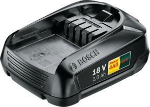 BOSCH PBA 18V 2,5 Ah, аккумулятор 1600A005B0
