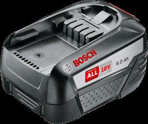 BOSCH PBA 18  6 А*ч, аккумулятор 1600A00DD7