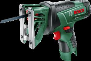 BOSCH EasySaw 12, лобзик аккумуляторный (без акк. и заряд. у-ва) 06033B4005