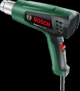 BOSCH EasyHeat 500, фен строительный 0.603.2A6.020