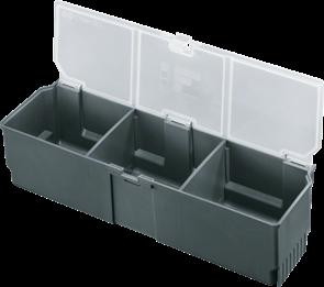BOSCH Бокс для аксессуаров большой для SystemBox (3/9), 1.600.A01.6CW