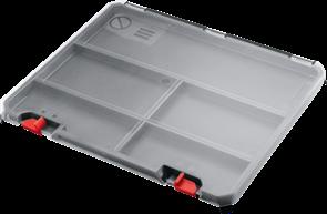 BOSCH Верхняя крышка-бокс для SystemBox, 1.600.A01.9CG
