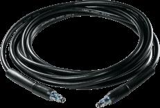 BOSCH Шланг 6м сменный для моделей до 135 бар, Aquatak, F016800360