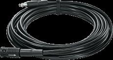 BOSCH Удлиняющий шланг 6м (160 bar), Aquatak, F016800482
