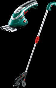 BOSCH ISIO 3 ножницы аккумуляторные для травы, 0.600.833.105