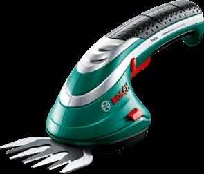 BOSCH ISIO 3  ножницы аккумуляторные для травы, 0.600.833.100