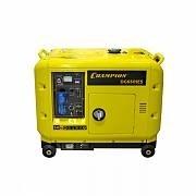 Генератор дизельный CHAMPION  DG6501ES+ATS