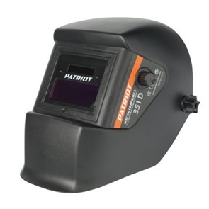 Маска сварщика PATRIOT 351D (упаковка 32 шт)