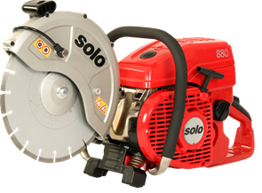 SOLO 880-12 бензорез