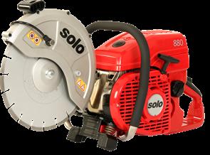 SOLO 880-14 бензорез